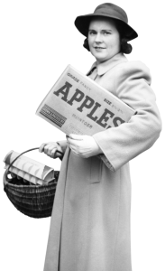 food-and-farming-changing-food-choices-1950-women-with-apples